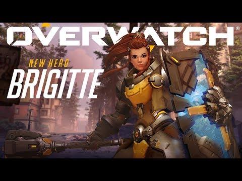 Introducing Brigitte | Overwatch (EU)