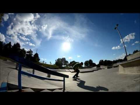 Jonah Melnyk at Belleville Skatepark