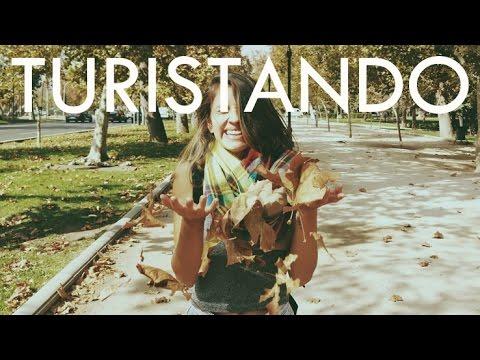 TURISTAS POR 1 DIA EM SANTIAGO  EP 2 - por Isa Ribeiro - Na nossa vida