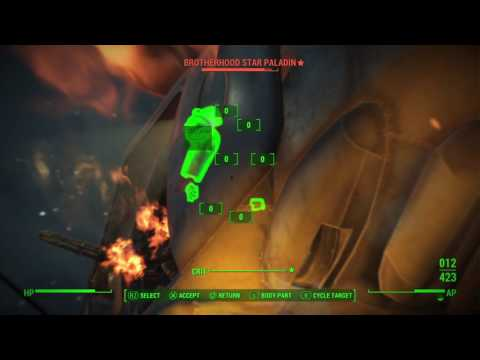 Fallout 4 Oh The Humanity! Pwning BoS as MM