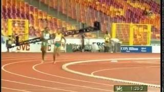 4 By 400 Meters Women's Final  [All Africa Games 2003]