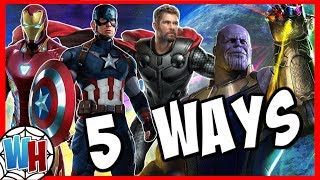 Video 5 Ways Avengers Endgame Could End! MP3, 3GP, MP4, WEBM, AVI, FLV Desember 2018