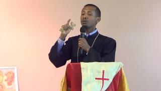 ስብከት በቀሲስ ሱራፌል On NASSU (North America Sunday School Union) KESIS SURAFEL. Part 1