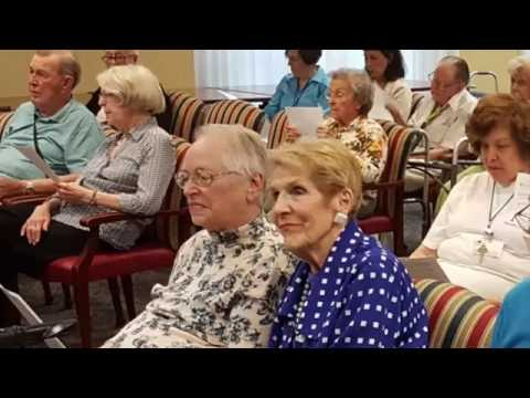 Using Humor To Share Islam With Seniors - Dr. Sabeel Ahmed