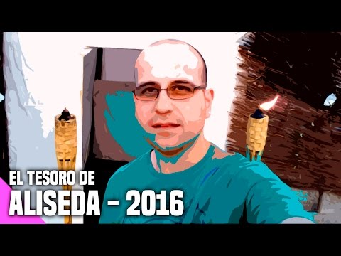 El Tesoro de Aliseda - 2016 - #Vlog - La subred de Mario