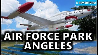 Angeles / Clark Philippines  City new picture : Air Force City Park, Clark Freeport Zone, Angeles City, Philippines S3, Travel Vlog #34