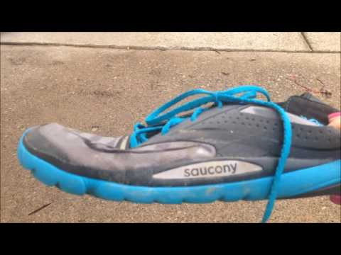 Saucony Hattori Minimalist Shoes Review for Forefoot Running