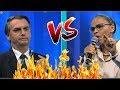 BOLSONARO X MARINA SILVA [VEDA] │ DEBATE PRESIDENCIAL REDETV! │ ELEIÇÕES 2018  │ HENRY BUGALHO