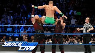 Nonton The Hype Bros Vs  The Bludgeon Brothers  Smackdown Live  Nov  21  2017 Film Subtitle Indonesia Streaming Movie Download