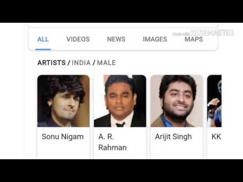 Who Is Sonu Nigam?   Part2