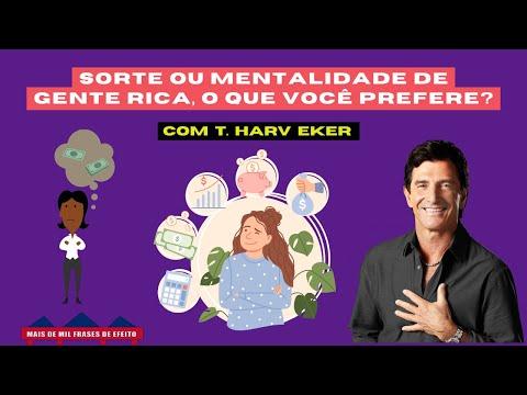Frases inteligentes - Ganhar na MEGA-SENA ou ter uma Mente Milionária, o que é melhor a longo prazo?
