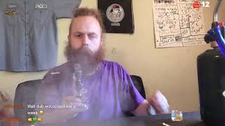 Sour Blue Face X Hawaiian Pine Strain Review by Phat Robs Oils