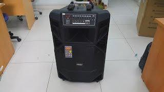 Loa Kéo BOSE 8068, Bass 5 Tấc, Công suất Khủng, Micro Chống Hú - Giá Cực Rẻ