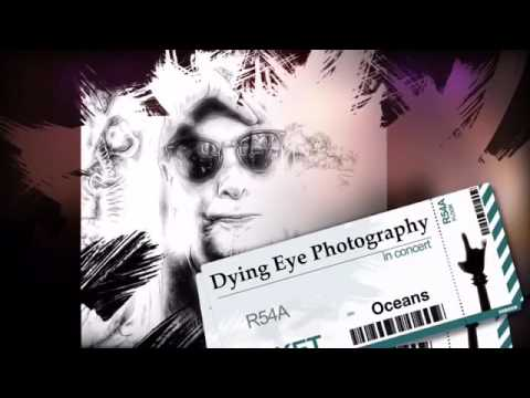 Dying Eye Photography