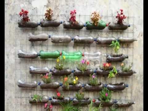 Muros verdes caseros videos videos relacionados con - Como hacer un muro verde ...
