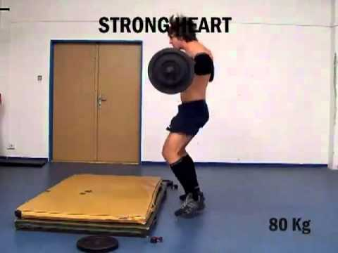 Inspirational CrossFit: Training for The CrossFit Games