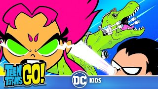 Video Top 10 Awesome Powers | Teen Titans Go! | DC Kids MP3, 3GP, MP4, WEBM, AVI, FLV Juni 2018