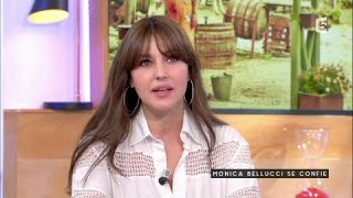 Video Monica Bellucci se confie - C à vous - 22/06/2017 MP3, 3GP, MP4, WEBM, AVI, FLV September 2017