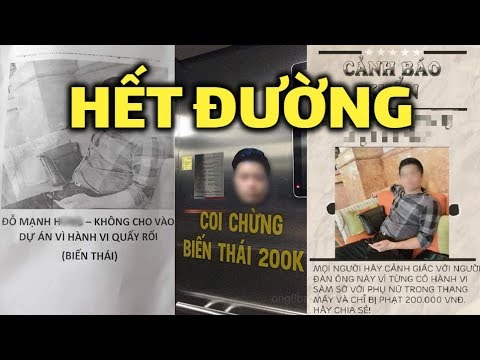 Báo Hàn đưa tin, cửa hàng từ chối phục vụ kẻ sàm sỡ cô gái trong thang máy chung cư bị phạt 200K - Thời lượng: 10 phút.