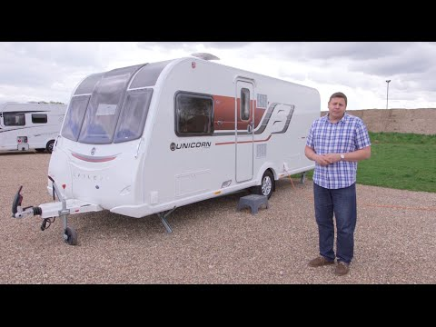 The Practical Caravan Bailey Unicorn Vigo review