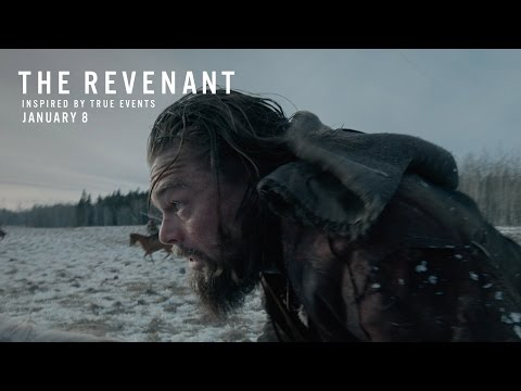 The Revenant (Clip 'Escape the Arikara')