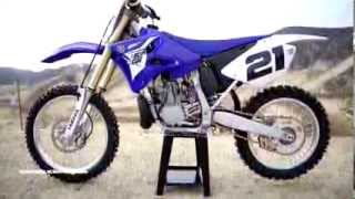 6. Motocross Action tests the 2014 Yamaha YZ 250 two stroke
