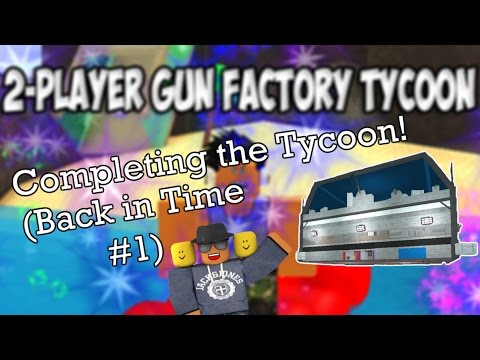 Roblox 2 Player Gun Factory - Mobile Phone Portal