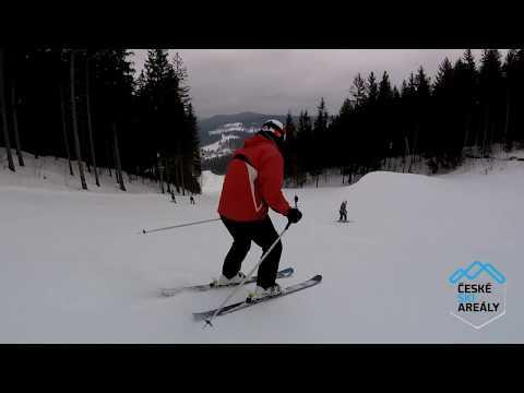 Ski Tanvaldský Špičák červená 1 2017