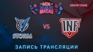 VGJ Storm vs Infamous, MDL Macau [Lum1Sit, Inmate]