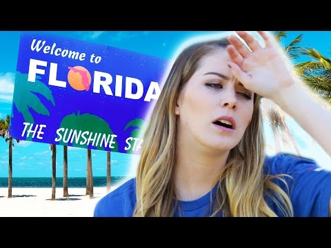 WATCH: Signs You Grew Up In Florida