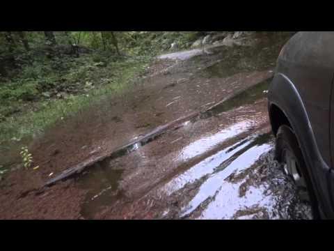 Sony HX9V honda crv Off Road 2011-09-08.wmv