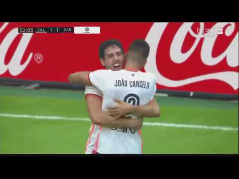 Valencia 2 - 3 Barcelona All Goals & Highlights HD ~ La Liga 22 - 10 - 2016