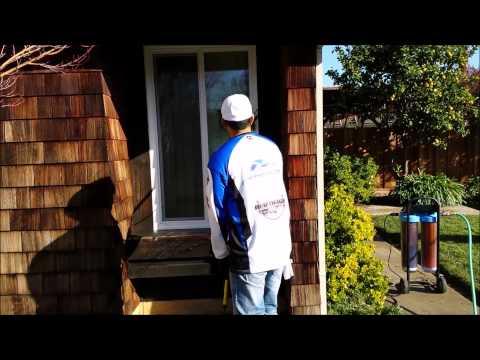 Window Cleaning Service in San Jose, Los Gatos, Cupertino, Los Altos, CA
