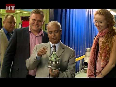 Корпорация «Сплав» будет поставлять трубопроводную арматуру для строительства первой в Бангладеш АЭС