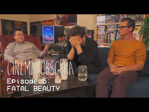 Cinema Obscura Episode 5: Fatal Beauty Review (1987)