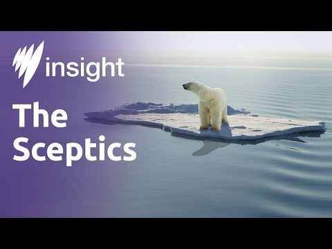 Climate Skeptic - One climate change scientist takes on a roomful of sceptics.