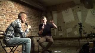 Skecz, kabaret = Po oklaskach - Wywiad z Karolem Kopcem (Rozmawia Michał Leja)