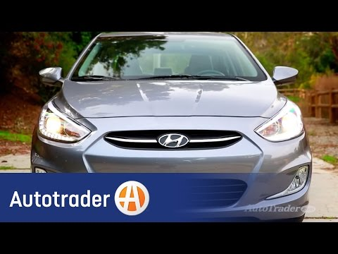 2015 Hyundai Accent | 5 Reasons to Buy | AutoTrader