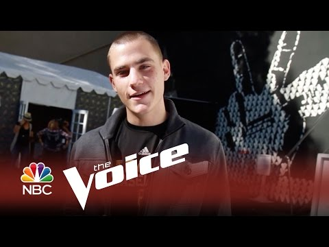 The Voice 2014 - Chris Answers Your Twitter Questions (YouTube Exclusive)