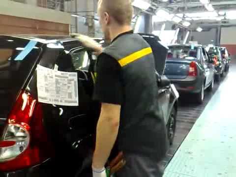 Szok! Tak reguluje się drzwi w nowych Daciach :P