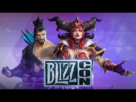 Heroes of the Storm – Blizzcon 2017 Announcement