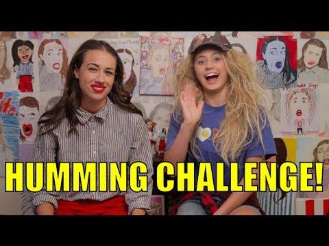 THE HUMMING CHALLENGE!