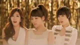 Davichi & T-ARA - We Were In Love