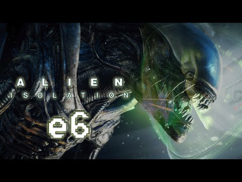 e6 - Alien Isolation is finally the Alien game we have all been waiting for! We are playing as Amanda Ripley, the daughter, and we are going to the Sevastopol to find the flight recorder of Nostromo....