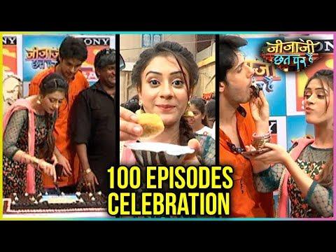 Jijaji Chhat Par Hai 100 Episodes Celebration | Ca