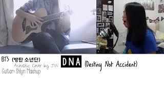 Download Lagu [ENGLISH COVER] BTS 방탄 소년단 - DNA ft. Shlyn Mashup Mp3