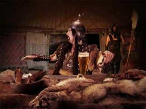 Here's To Beer - Genghis Khan