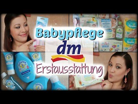 BABYPFLEGE ERSTAUSSTATTUNG / DM HAUL XXL / WICKELTISCH ZUBEHÖR | NatBittersweet | HD