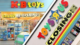 Video KB Toys Coming Back As Toys R Us Closes MP3, 3GP, MP4, WEBM, AVI, FLV Maret 2018