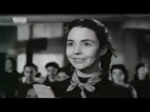 Le chant de Bernadette ( vieux film )